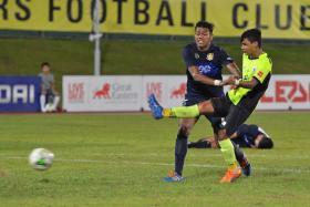 Singapore U-18s beaten by New Caledonia