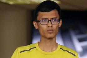 Syed Hashim Wahid had struck up a conversation with the victim before molesting him