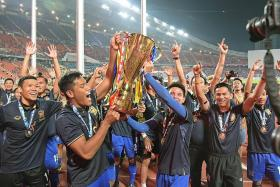 Sundram welcomes new Suzuki Cup format