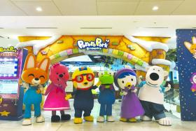 The festival will feature sessions with Pororo characters.