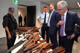 Aussie firearms amnesty brings in over 50,000 guns