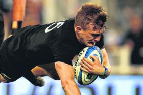 Young guns help All Blacks maintain perfect record