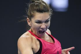 Halep loses sleep, final after gaining No. 1 spot