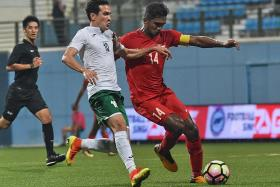 Sundram to deploy Hariss in defence