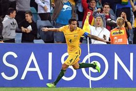 Cahill double saves Australia's day