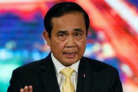 thai Prime Minister Prayut Chan-o-Cha.