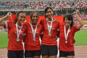 National athletes in limbo over payments