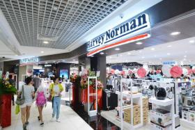 Harvey Norman is one of the founding members of SMU's Retail Centre of Excellence.