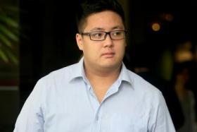 Isaac Tan is to serve 12 weeks' jail for evading NS.