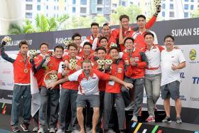 Polo boys plot Asiad success