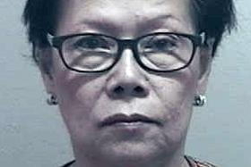 Woman, 75, convicted of cheating a third time
