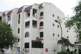 Bukit Timah Road's Royalville condominium.