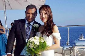 AirAsia CEO weds in France