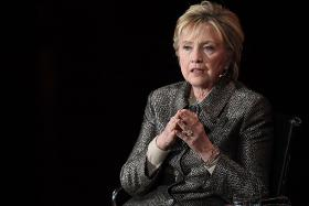 WikiLeaks practically owned by Russia: Clinton
