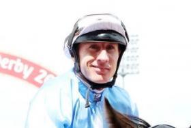 Jockey William Pike.