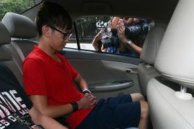 Neo Chun Zheng, who had initially been charged with murder, yesterday pleaded guilty to culpable homicide. He faces life imprisonment or up to 20 years' jail, with caning. Sentencing has been adjourned