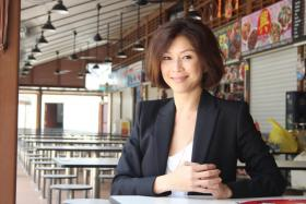 Wong Li Lin's new role: public servant