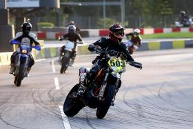 Event set for another lap after great turnout