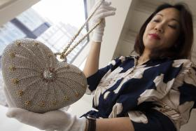 World's most bling bag on sale