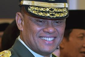 Indonesia wants answers after military chief denied US entry