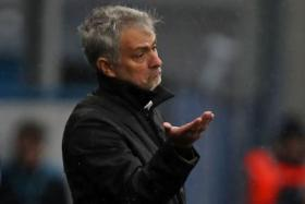 Manchester United manager Jose Mourinho (above) said that his players need to explain why their desire and attitude were poor against Huddersfeld.
