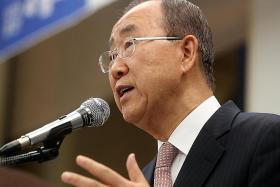 Former UN chief: Trump 'on wrong side of history'