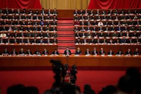 President Xi now ranks alongside Mao