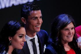 Ronaldo seeks seventh heaven