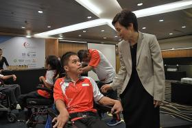 Para sports need more support