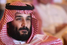 Crown prince pledges 'moderate, open' Saudi Arabia