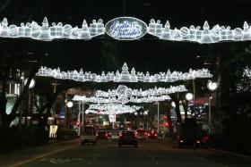 Christmas light-up to twinkle from 3pm