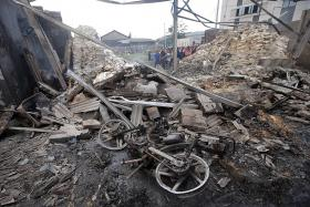At least 47 killed in fireworks factory explosion
