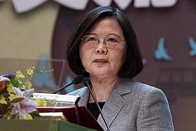 Taiwan president hopes for 'breakthrough' with China