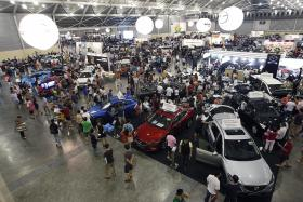 Gear up for Cars@Expo