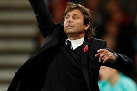 Conte warns of daunting season ahead