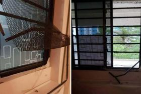Man arrested for trying to break into Yishun flat
