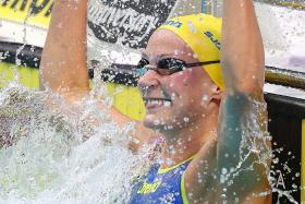 Sjostrom: 'Someone will go under 50sec'