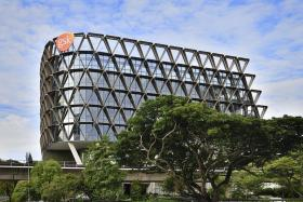 Pharmaceutical giant GSK opens Asia HQ in one-north