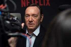 Kevin Spacey (above) is under fire for melding his apology to Anthony Rapp with a declaration of his sexuality.