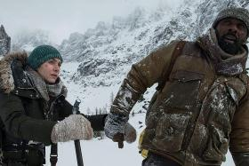 Movie Review: The Mountain Between Us