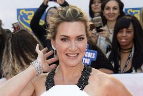 Kate Winslet takes hard work to new heights in The Mountain Between Us