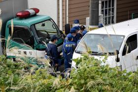 Nine headless bodies found in Tokyo flat