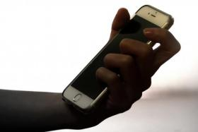 how to avoid mobile phishing