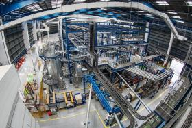 Shell opens new lubricant plant in Tuas