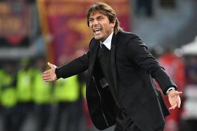 Time's up for Conte