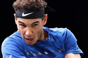 Nadal to end season as No. 1 for the fourth time