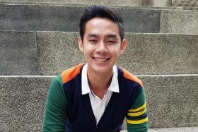 Former radio DJ Tan Yan Wei will be at the Big Walk.