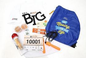 Get your Big Walk goodie bag of great delights