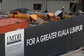 Singapore probing Goldman Sachs' 1MDB link: Report