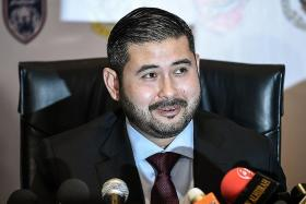 Johor Crown Prince: Keep politics out of football